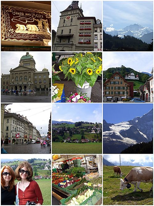Swiss mosaic