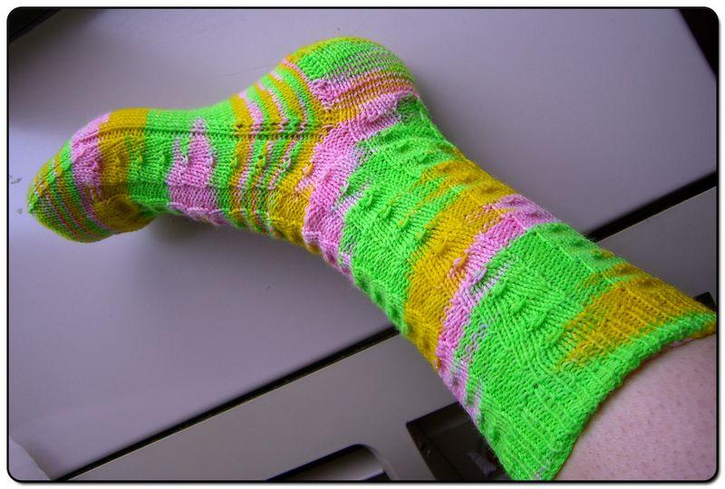 Spumoni-socks